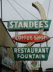 Standee's Coffee Shop