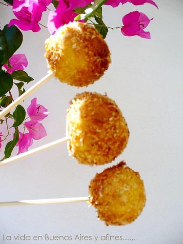 Spanish croqueta