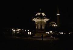 (!!!Marco!!!) Tags: travel tourism fountain square europe pigeon sarajevo bosnia mosque balkans hercegovina bih bascarsija sebilj betterthangood