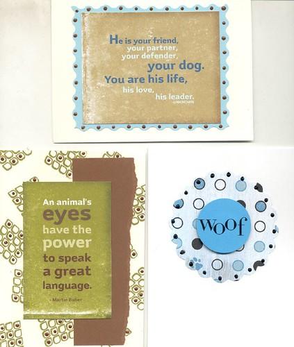 Pet cards 2