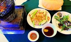 Last dinner in Saigon...for now
