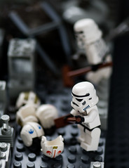 Aftermath (Balakov) Tags: starwars lego cleanup trench deathstar stromtrooper trenchrun