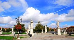 Prato della Valle, Padua, Italy (Ray .) Tags: italy piazza padova palladio padua