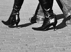 (Out to Lunch) Tags: boots pointed