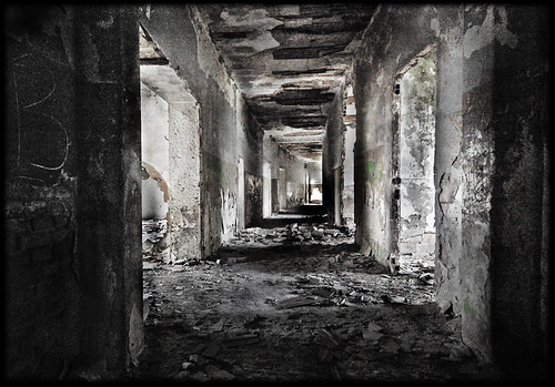 Colonia abbandonata - Milano Marittima