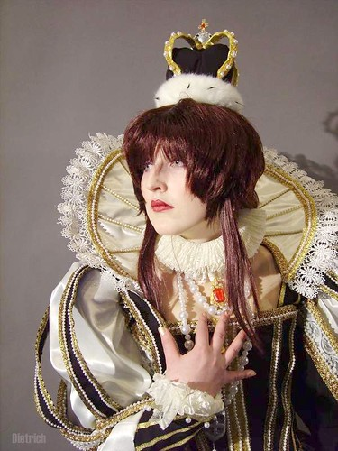 Trinity Blood Catherine Sforza Cosplay Fotos