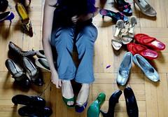 Fashion Addiction: Hard choises-->Shoes ([Charlotte]ThePhilosopher) Tags: girls anna fashion women shoes colore moda donne addicted annina scarpe pavimento zoraide tacchi choises scelte