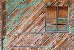 nm natural sandblast (fotogail) Tags: wood windows newmexico wall rural pix paint grain fotogail gail:williams=2008 ilobsterit