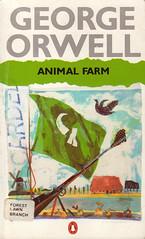 Animal Farm (Will S.) Tags: penguin flag flags orwell georgeorwell bookcover bookcovers animalfarm