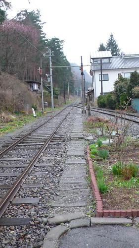 松本電鉄(新島々駅)02