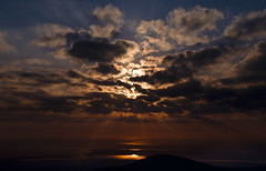 A Sunset From Snowdon (Paul Sivyer) Tags: mountain france mountains alps wales paul snowdon llanberis snowdonia eryri hafod wildwales wildwalespaul sivyer
