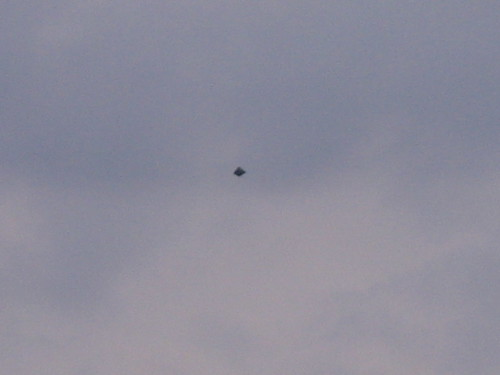 UFO Over Southampton