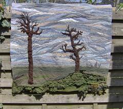 gehaakte quilt