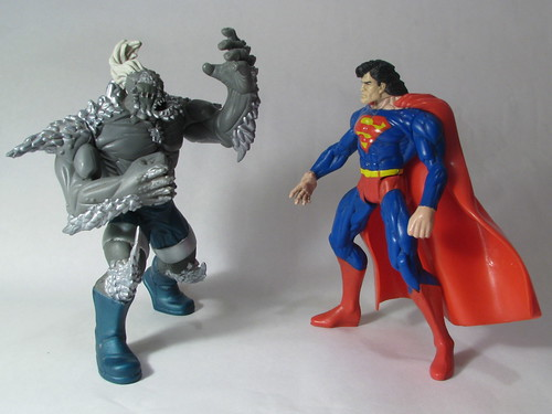 Superman Doomsday by monky.cl.