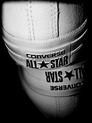 Converse ALL STAR. (CWhatPhotos) Tags: sneakerhead collection assemble lots many pairs star allstars ox oxford all stars american converse baseball shoe red white rubber sneakers design chuck taylor feet foot wear shoes closeup sole size 11 macro photographs photograph pics pictures pic picture image images foto fotos photography artistic cwhatphotos that have which with contain chucks canvas canvasshoes olympus em5mk ii john varvatos multi color best starsole amazing