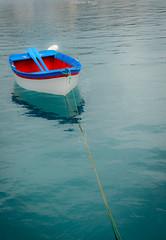 Dream Boat. (I'mDKB) Tags: loscristianos october tenerife imdkb canaryisles canaryislands lascanarias lightroom5 lr5 nikon d600 70300mm 70300mmf4556g boat rope 2013 clarity
