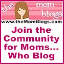 Mom Blog button