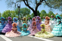 Cherry Blossom Parade, DC (Sprezzatura Images) Tags: dc pretty pastel alabama parade southern belle gown antebellum belles cherryblossomparade optimistclub