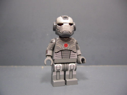 War Machine (Hazel Mask) Mark I