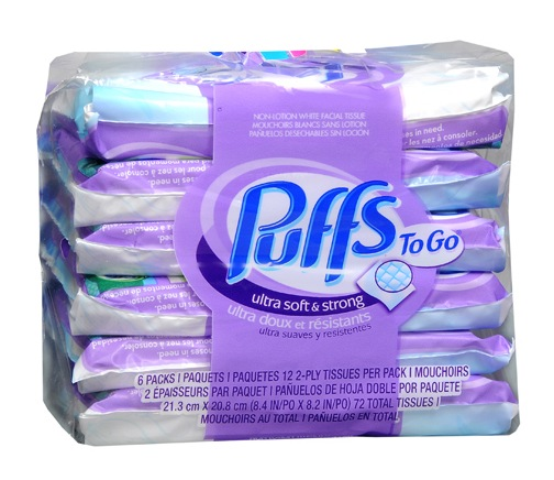 Puffs to go