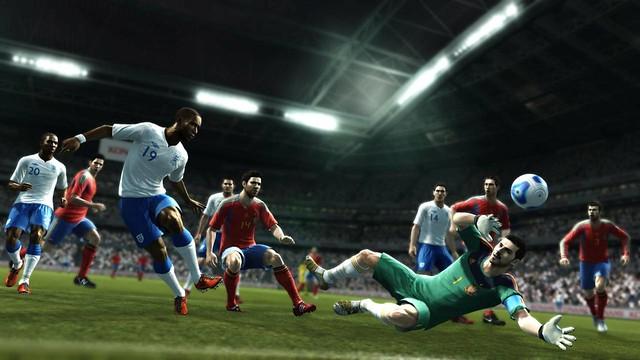 PES 2012 - GOAL!