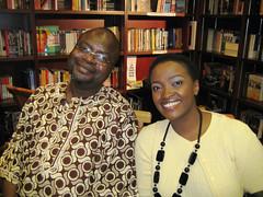 Simao Kikamba and Masechaba Moshoeshoe
