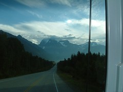 Mt.Robson 1 (Takeshi.) Tags: inn jasper canyon falls bow robson canmore maligne athabasca icefield peyto
