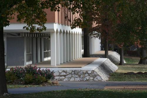 South 40 dorms