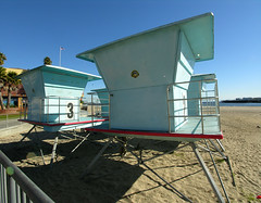 Santa Cruz Lifeguard Stands (6295)