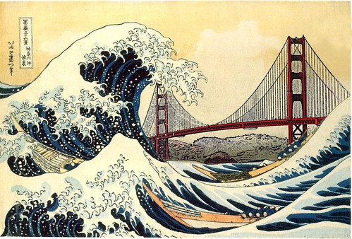 The Great Wave off San Francisco