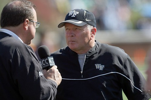 Jim Grobe (Photo by David Cannon/Getty Images)
