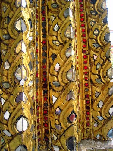 Mosaic closeup