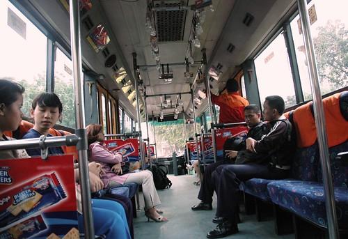 inside Busway
