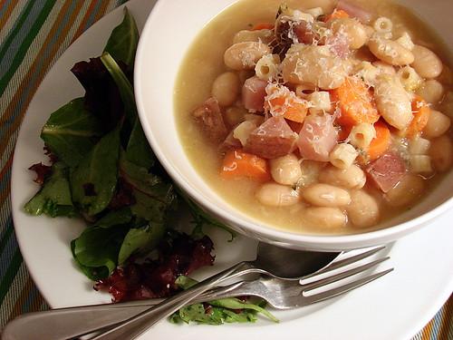 Dinner:  December 17, 2007