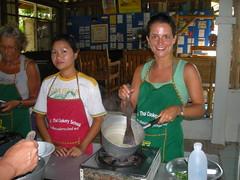 Mmmm Comida thai.... (eugefernandez) Tags: comida placer gula