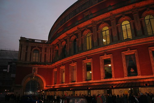 London - The Royal Albert Hall 2