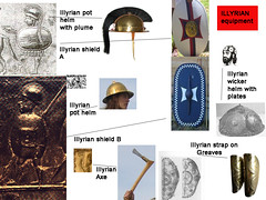 Illyrian weaponry (hoplitesmores-MEGISTIAS) Tags: chart greek photo military picture hellas pic icon collection greece schild material sparta celtic 300 combat mapping celt reenact illyria celts hoplite bouclier macedon hallstatt alexanderthegreat epirus illyrian illyrians illyricum celtcs aimos