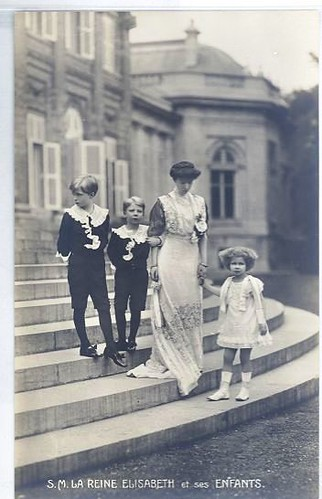 King Albert I (1875-1934) and Queen Elisabeth (1876-1965) 2151888266_29e5286d4d