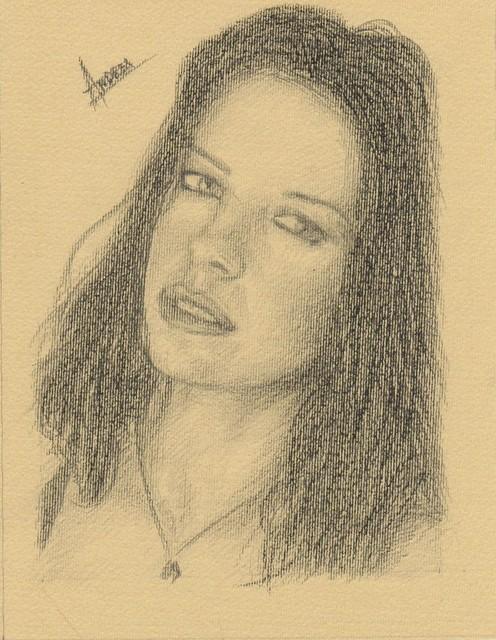Catherine Zeta Jones by Andrea Cuccato