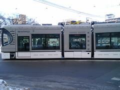 Sapporo trams SWIMO-3