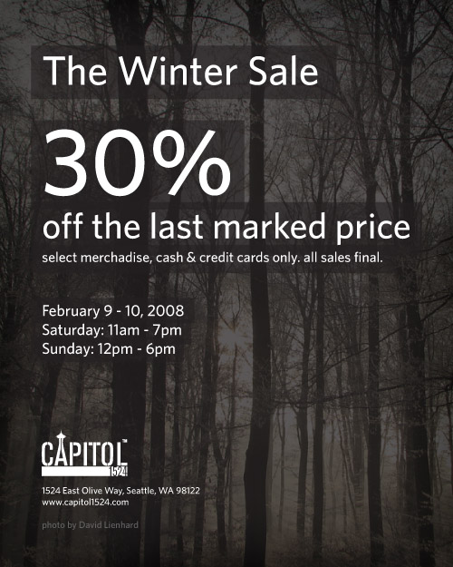 Winter Sale 08