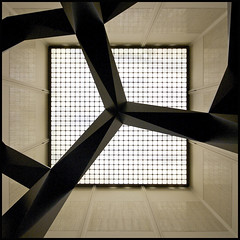 Light upon... (Julian E...) Tags: architecture composition square bravo geometry interior ceiling lookingup stark depth lacma ceilingdetail 35faves artlibre platinumphoto flickrplatinum superbmasterpiece infinestyle diamondclassphotographer flickrdiamond megashot excellentphotographerawards theunforgettablepictures ugtoprated