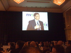 Bill Gates at NVTC