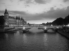 Paris Seine pont