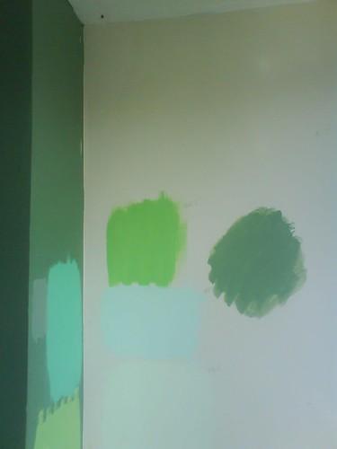 more messy walls