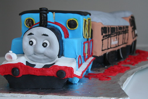 Thomas Train And Friends Cake Thomas Amp Friends Cake