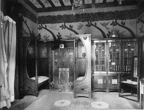 George Logan interior, 1901