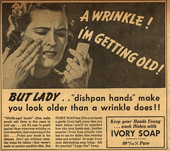 Oh no..dishpan hands!!