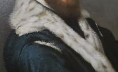 Moroni - Portrait of a jurist (1560, detail) (Elisa1880) Tags: rijksmuseum twenthe enschede nederland netherlands in het hart van de renaissance heart exhibition tentoonstelling kunst art italy italie north noorditalie giovan battista moroni portret een jurist portrait