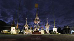 CHIANGMAI THAILAND - JAN 25 : Cremation ceremony of Phrathepwisuddhikhun Ph.D (kusol Khantawaro) at Suandok Temple on January 25,2017 in chiangmai thailand (Alongkot.S) Tags: photography architecture asia belief buddhism building chiang colorimage day dok famousplace landmark mai monastery outdoors pagoda phra popular religion southeastasia stupa suan temple thaiculture thailand thep travel wat wisuddhikhun